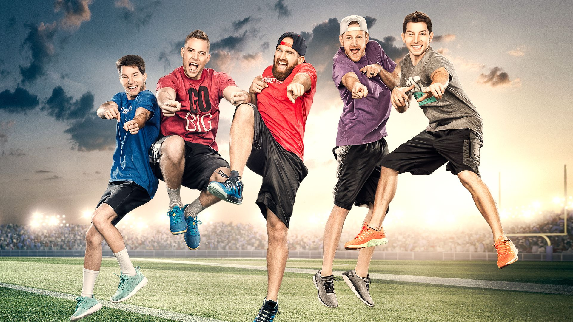 the dude perfect show  tv series