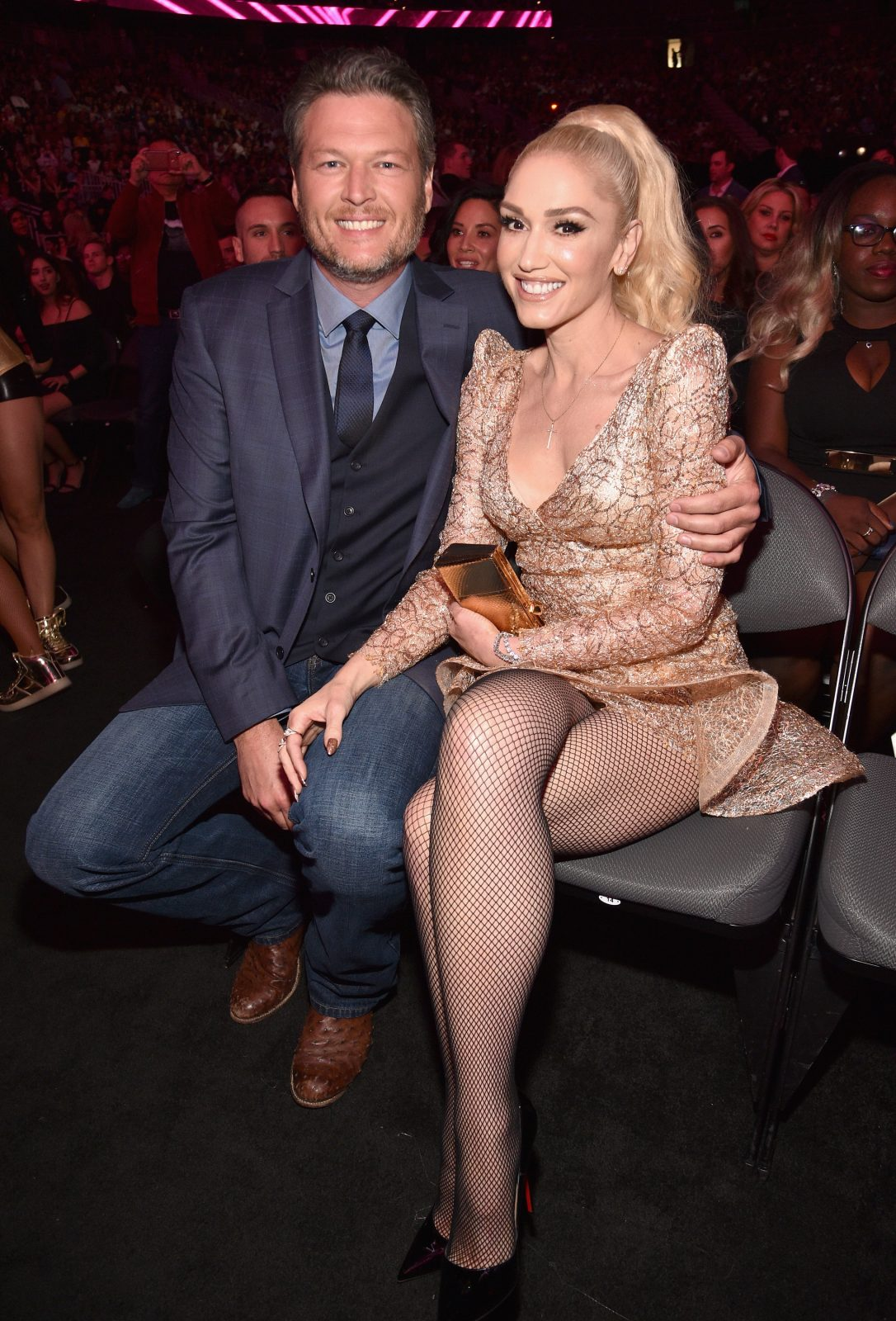 Nobody But Blake Shelton and Gwen Stefani Could Do This