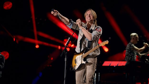 Keith Urban on Keeping Your Heart in Check