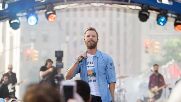 Dierks Bentley's The Mountain Looms as Top Country Album