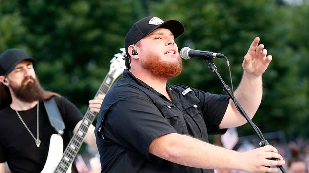 Luke Combs Recaptures Prime Album Spot with This One's for You