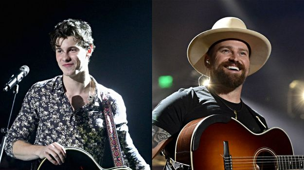 Zac Brown Sees the Future of Music in Shawn Mendes