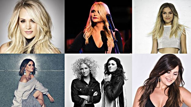 CMT Artists of the Year Share Female Voices They Can't Live Without