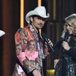 Why Brad Paisley Wore a Carrie Underwood Jacket