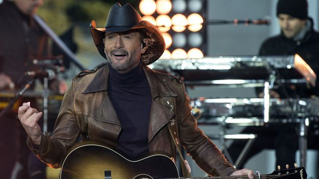 Tim McGraw on the 85/15 Rule
