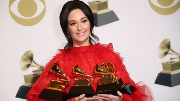 Hot 20: Kacey Musgraves and Women's Domination at 2019 Grammys
