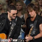 Keith Urban on That Unlikely Eric Church Collaboration