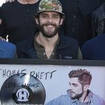 """Thomas Rhett: """"I Can't Believe My Life Turned Out This Way"""""""