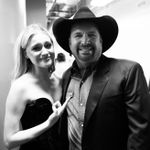 BACKSTAGE AND UPFRONT: Garth Brooks