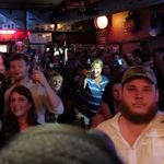 Picture This: Luke Combs Just Another Fan in the Crowd