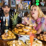 """Hasting & Co. Get """"Brunch Drunk"""" on Frosted Donuts and Mimosas"""