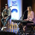 Nicolle Galyon and Ross Copperman Fêted at Hometown to Hometown Show