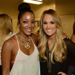 Carrie Underwood Sends Mickey Guyton's Son a Sweet (and Musical!) Gift