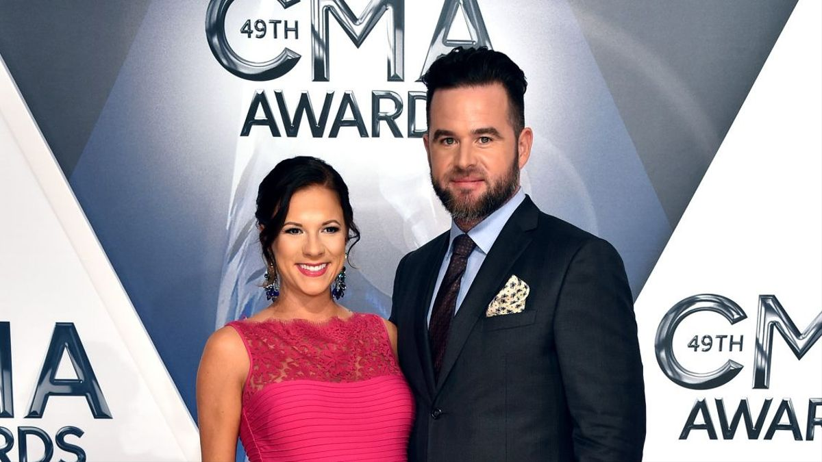 David Nail Was Ready With Baby Name Years Ago   CMT