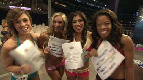 dallas cowboys new women video