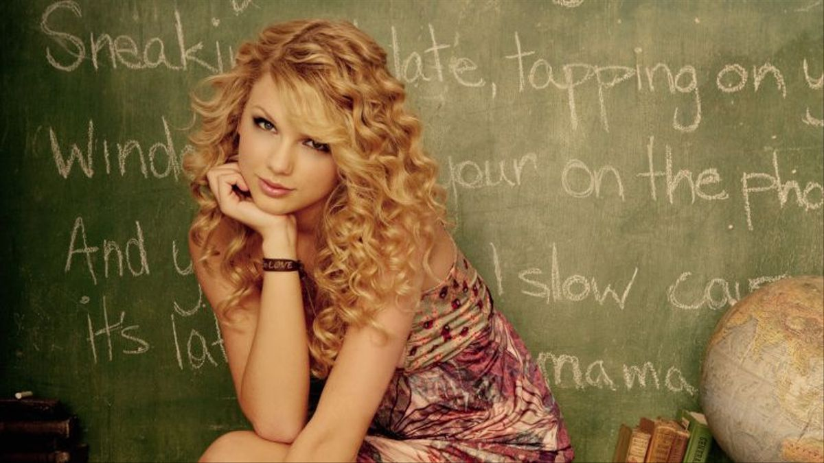 """See Where Taylor Swift's """"Tim McGraw"""" Was Born"""