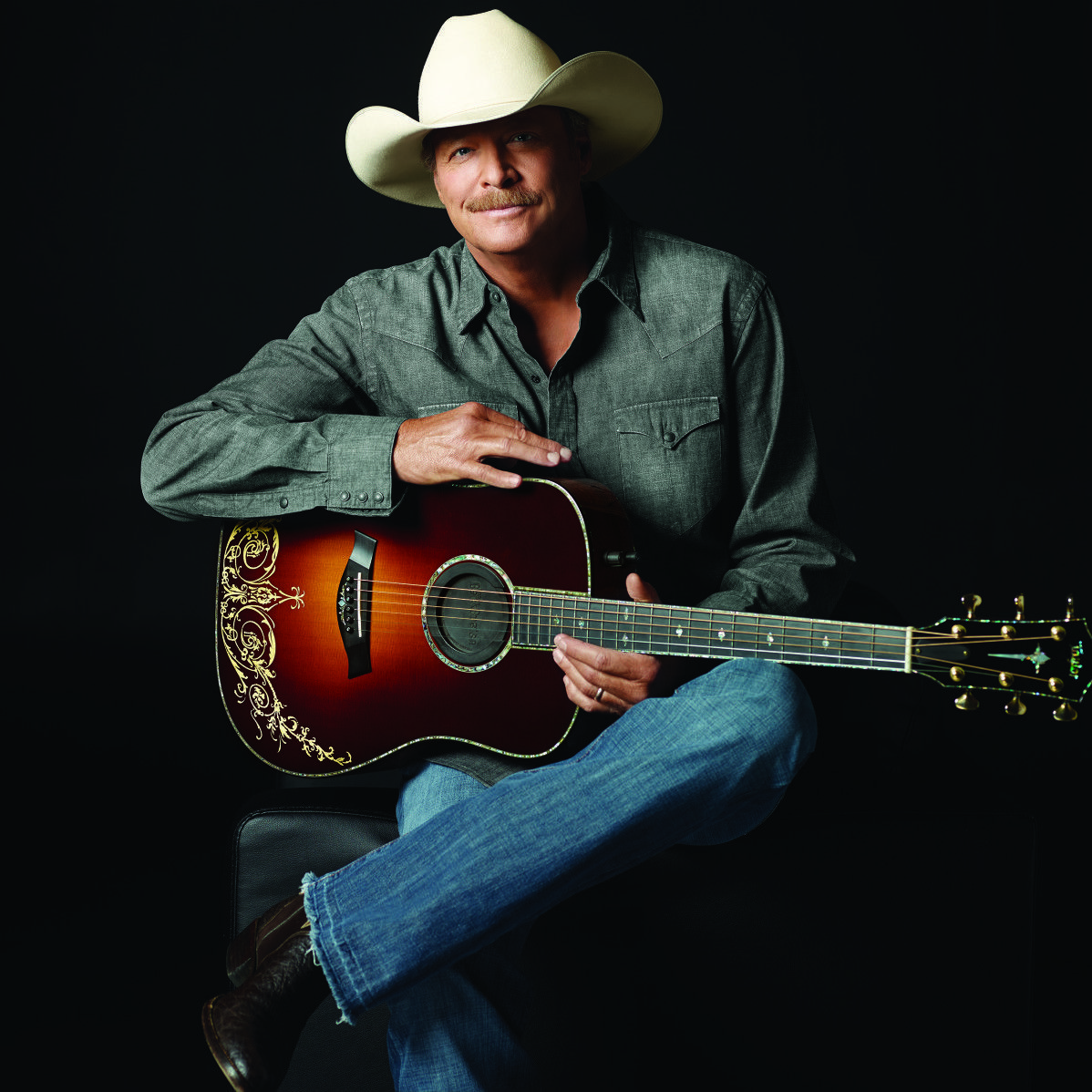 Alan Jackson Keepin It Country During Current Tour Cmt