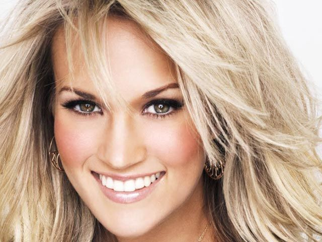 Carrie underwood is chubby