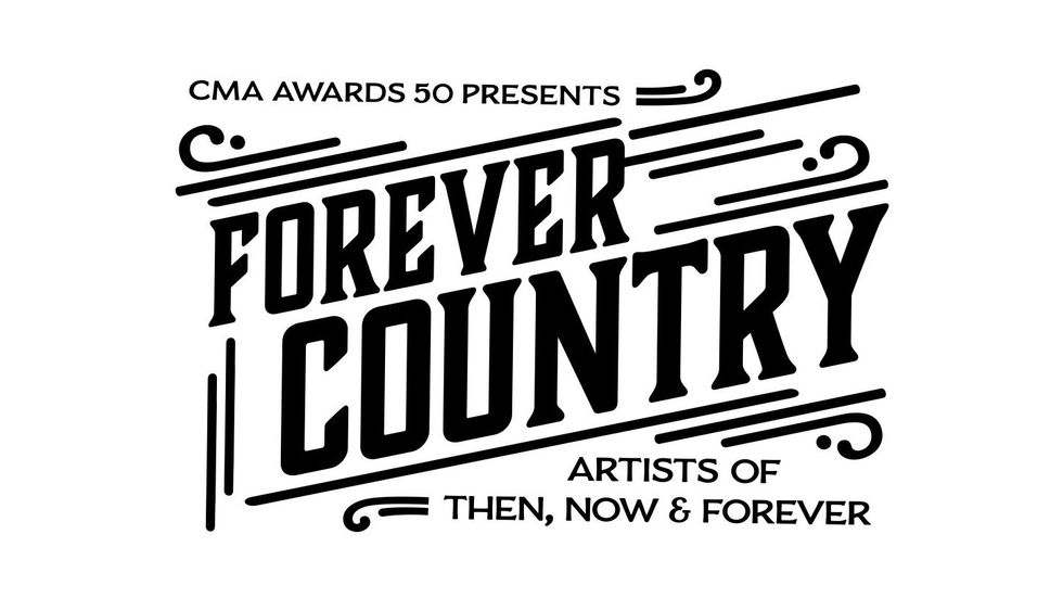 Country Music Awards 50 Logo