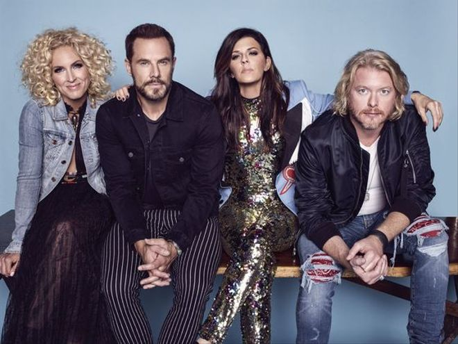 Little Big Town, Tour, Nightfall