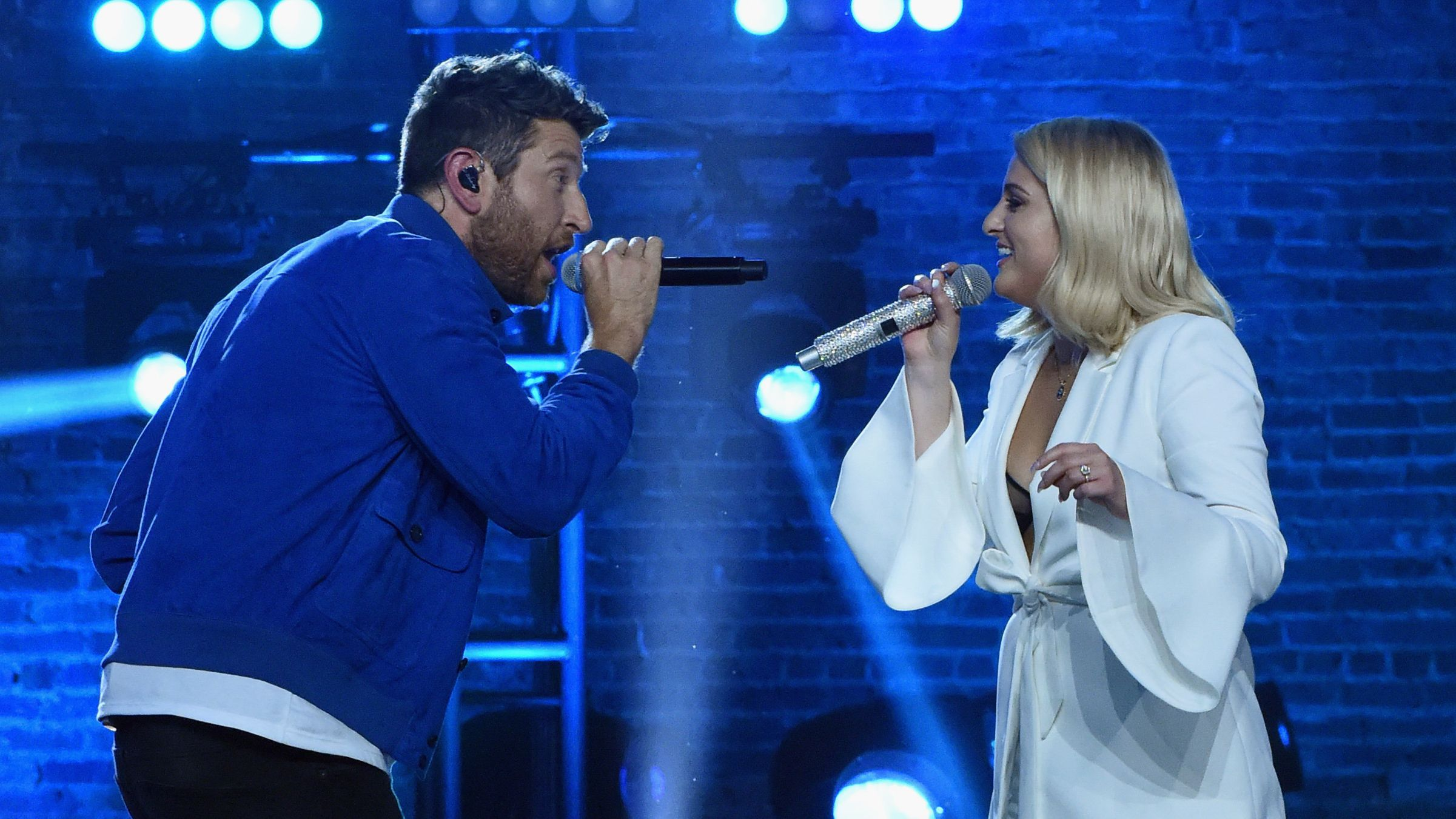 Brett eldredge dating meghan trainor songs