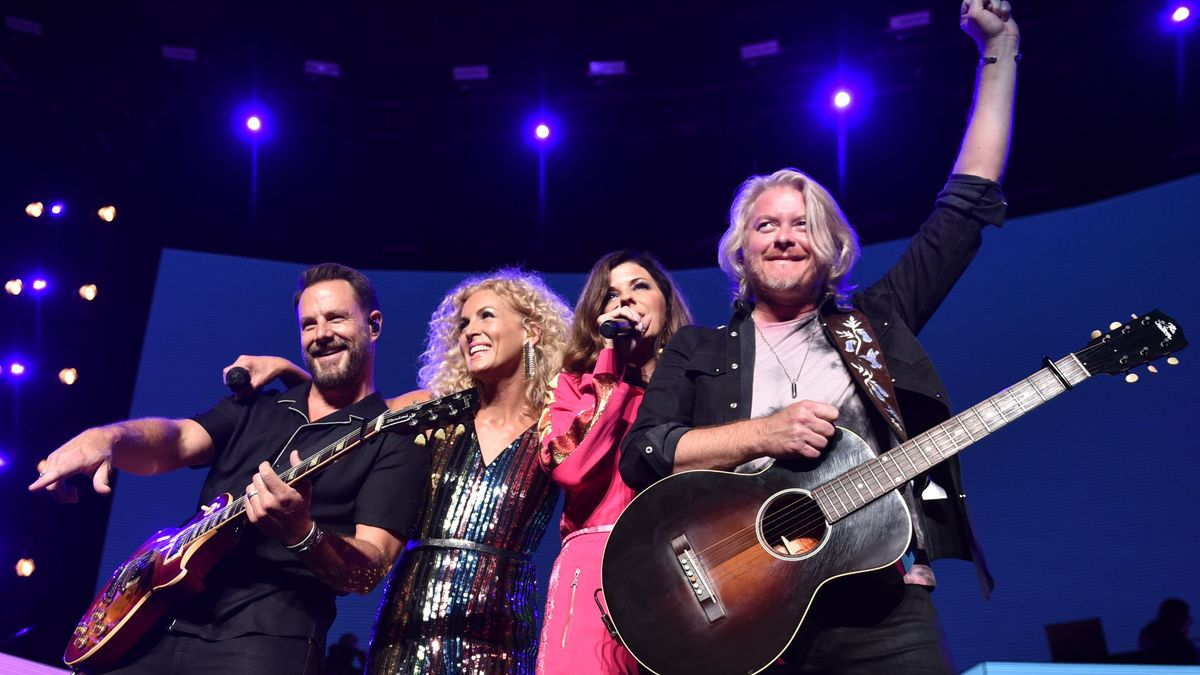 Little Big Town To Host 2019 MusiCares Tribute to Dolly Parton