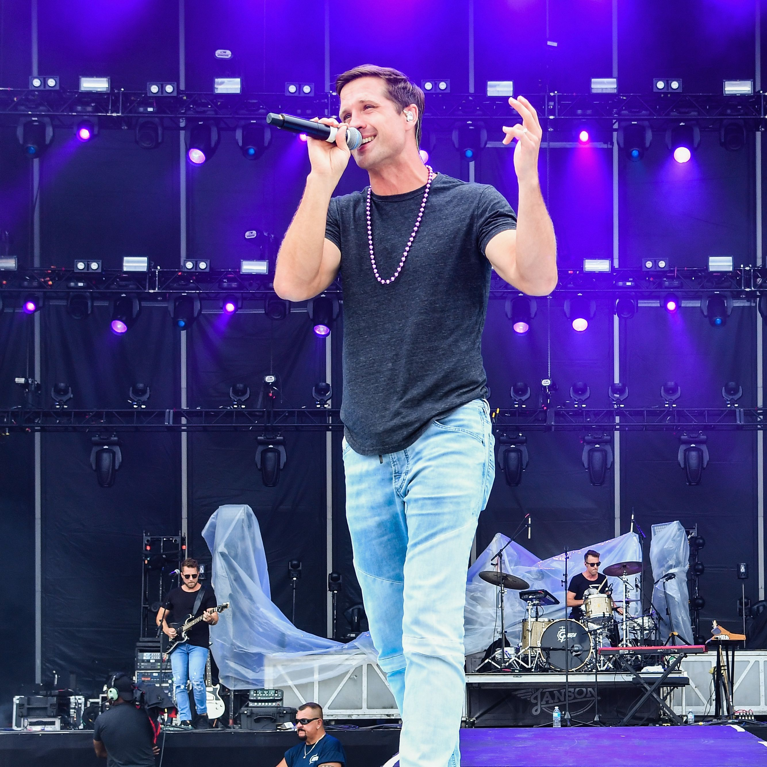 The 22 Songs Walker Hayes Wove Into