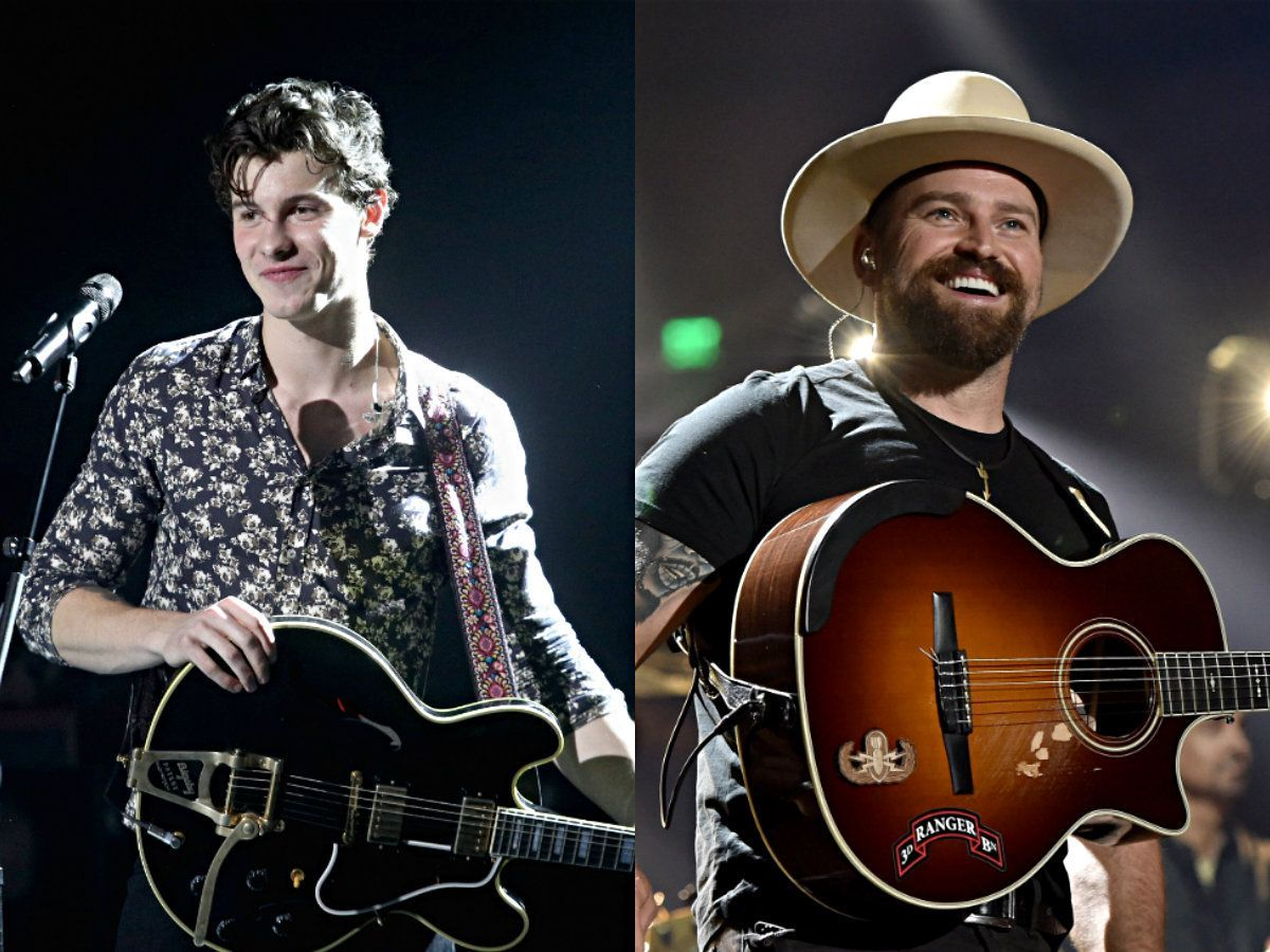 Shawn Mendes and Zac Brown Band Tapped for CMT Crossroads | CMT