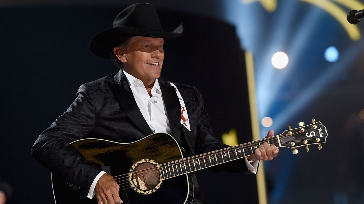 Rodeo Houston Books George Strait And More Cmt