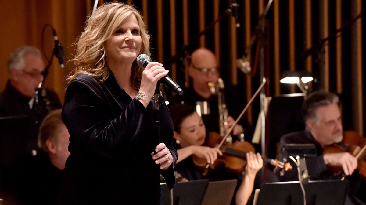 Trisha Yearwood Tackles Her Biggest Musical Fear