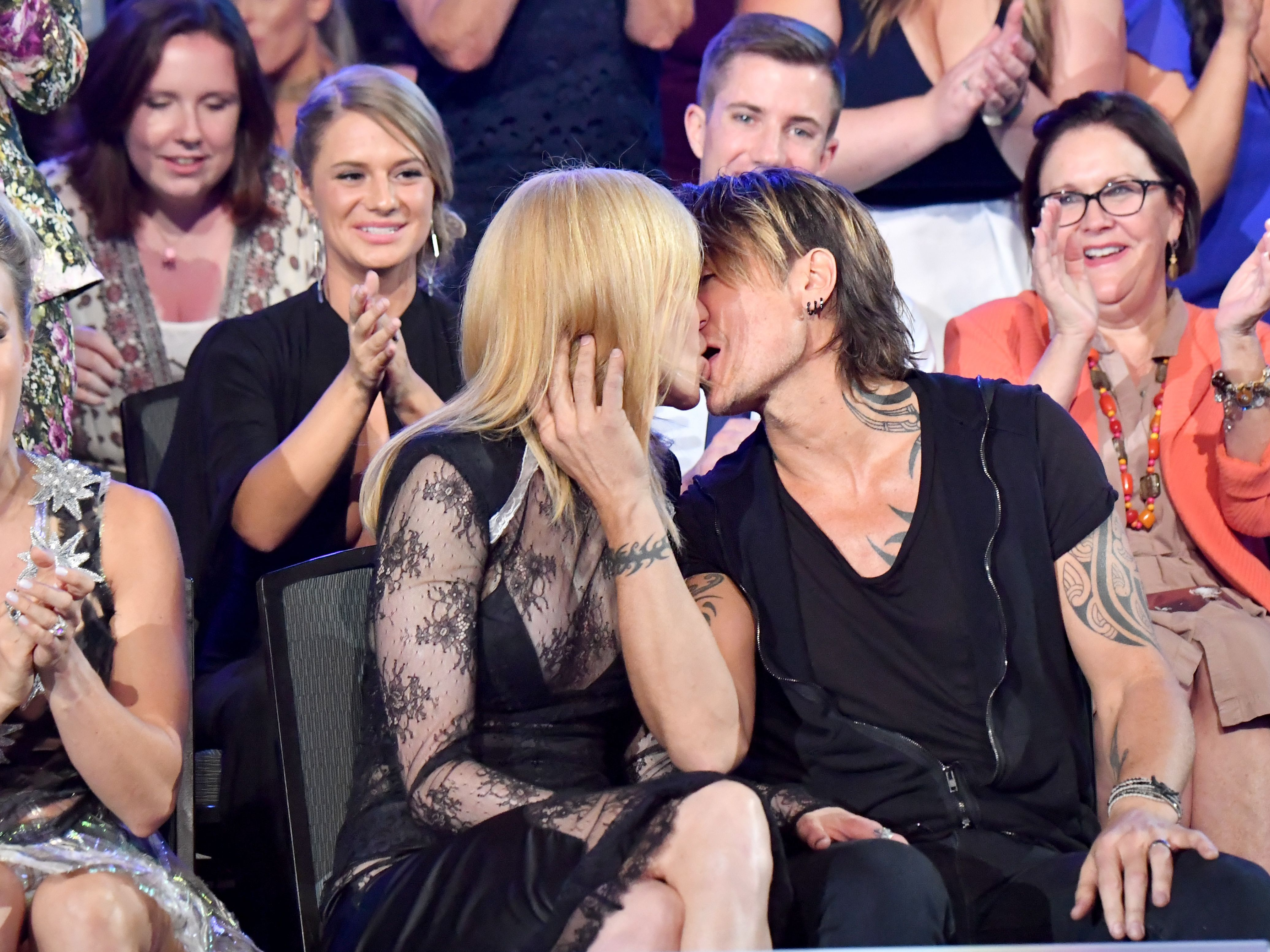 So This Is Why Nicole Kidman Is A Keith Urban Fan Cmt