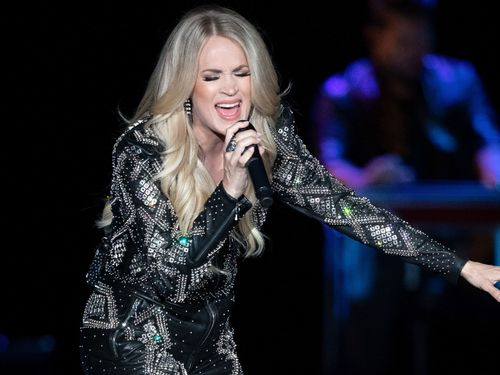 Carrie Underwood Is Ready to Drive the CMA Awards Bus