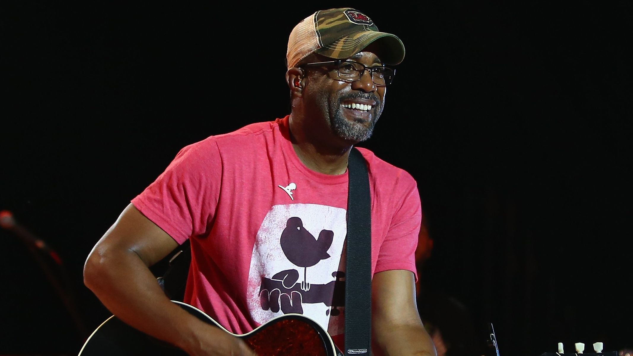 What the Holidays Mean for Darius Rucker
