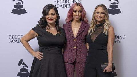 Miranda Lambert, More Grammy Nominees Gather in Nashville