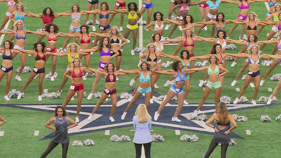 Dallas cowboys cheerleaders making the team s12e13 web x264-tbs.