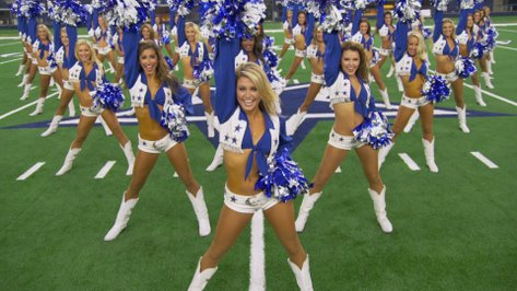 882d30ae23990 Dallas Cowboys Cheerleaders  Making The Team - Watch Full Episodes