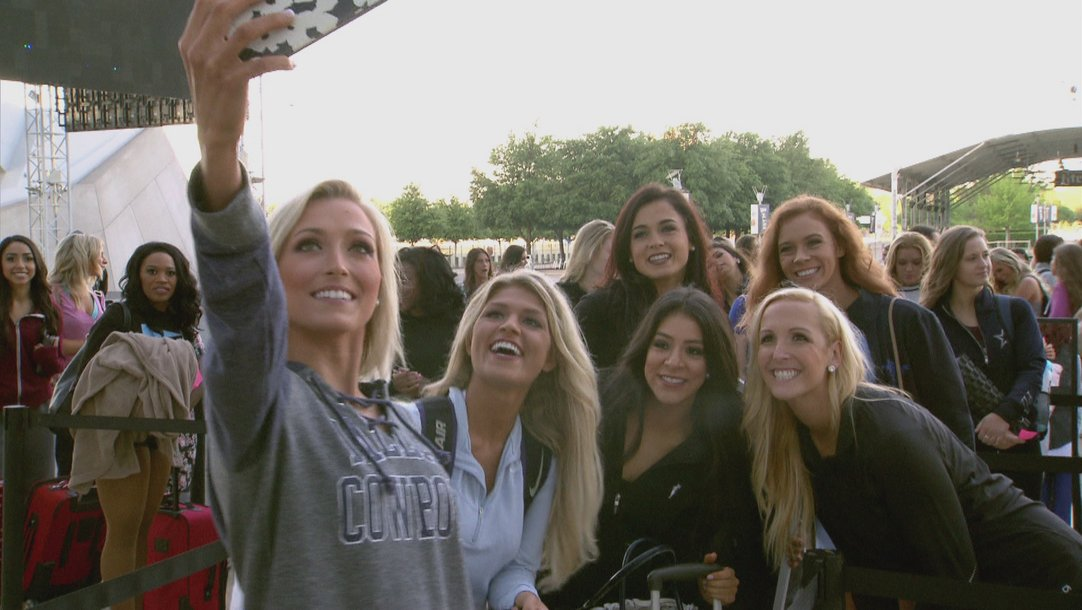 Dallas. Cowboys. Cheerleaders. Making. The. Team. S13e04. Success. Is. Such.