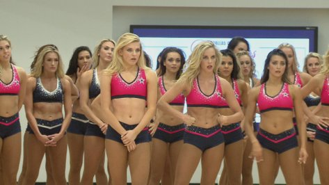 Dallas Cowboys Cheerleaders: Making The Team - Watch Full