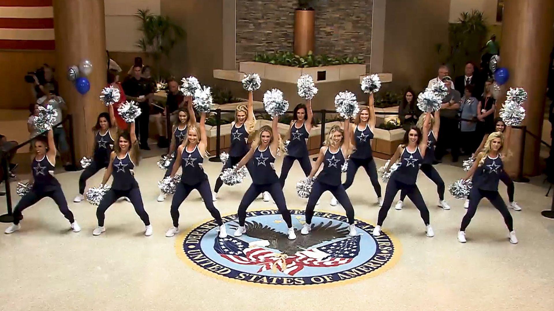 Dallas Cowboys Cheerleaders: Making The Team | Season 14
