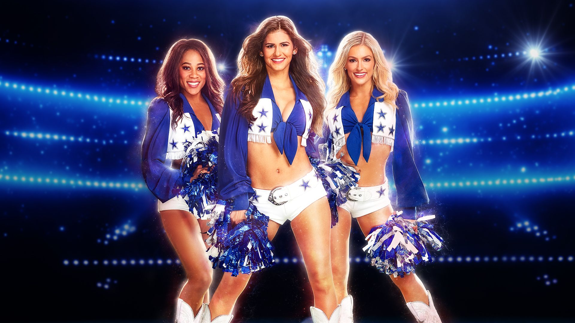 Dallas Cowboys Cheerleaders: Making The Team - Watch Full Episodes | CMT