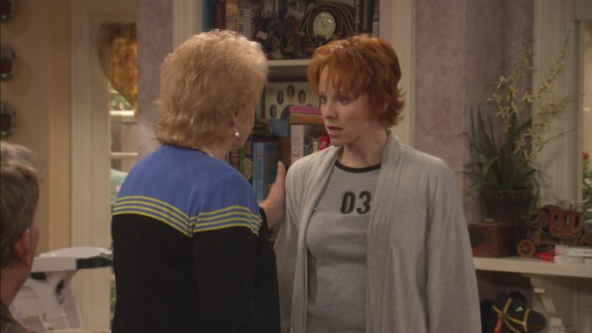 Full Episode Reba S2 E19 And The Grammy Goes To