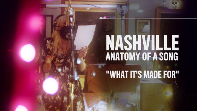 Behind The Scenes Anatomy Of A Song What Its Made For