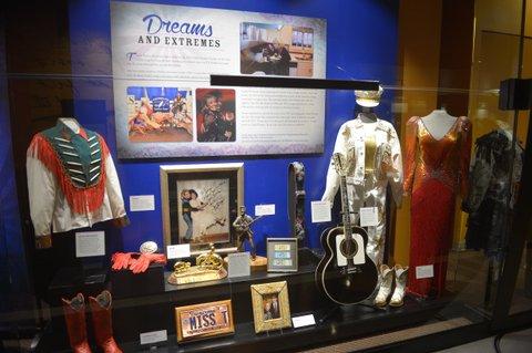 Tanya Tucker's Hall of Fame Exhibit