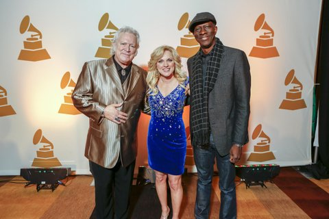 T. Graham Brown (left), Rhonda Vincent and Keb' Mo'