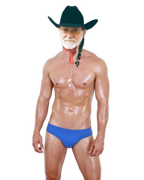 Swimsuit Willie