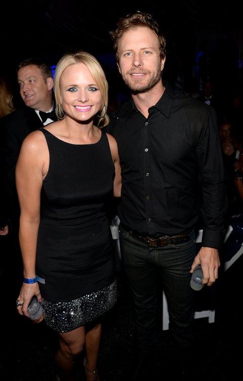 Miranda Lambert and Dierks Bentey