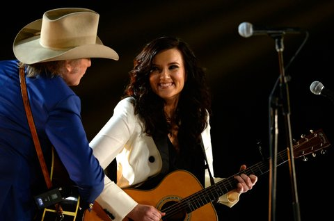 Dwight Yoakam and Brandy Clark