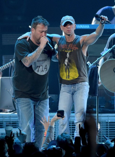 Kenny Chesney, Uncle Kracker