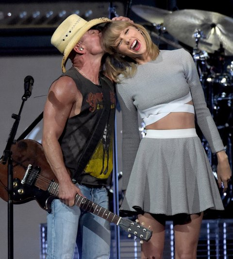 Kenny Chesney, Taylor Swift -- Bridgestone Arena/Nashville -- 3/26/2015