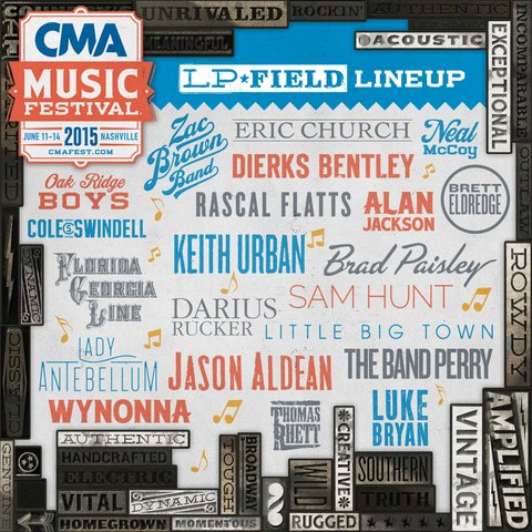 2015 CMA Music Festival